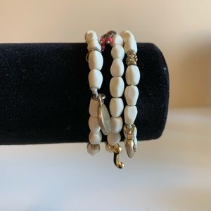 Juicy Couture Beaded Braclet